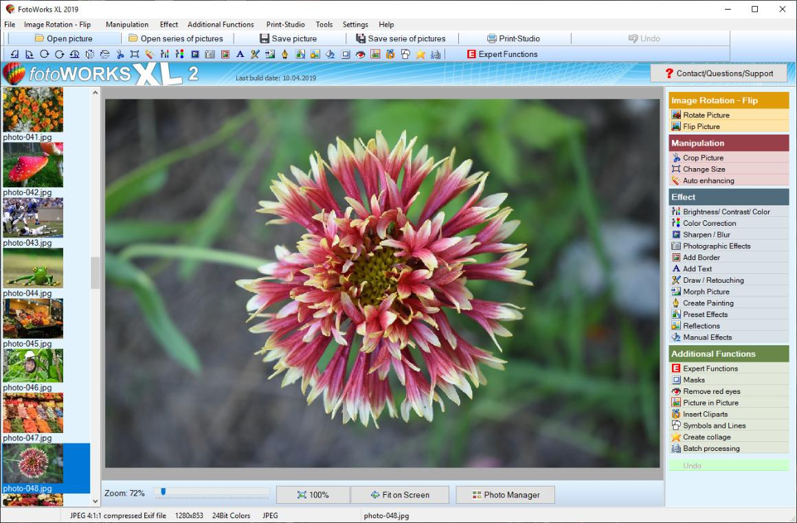 photo effects software download